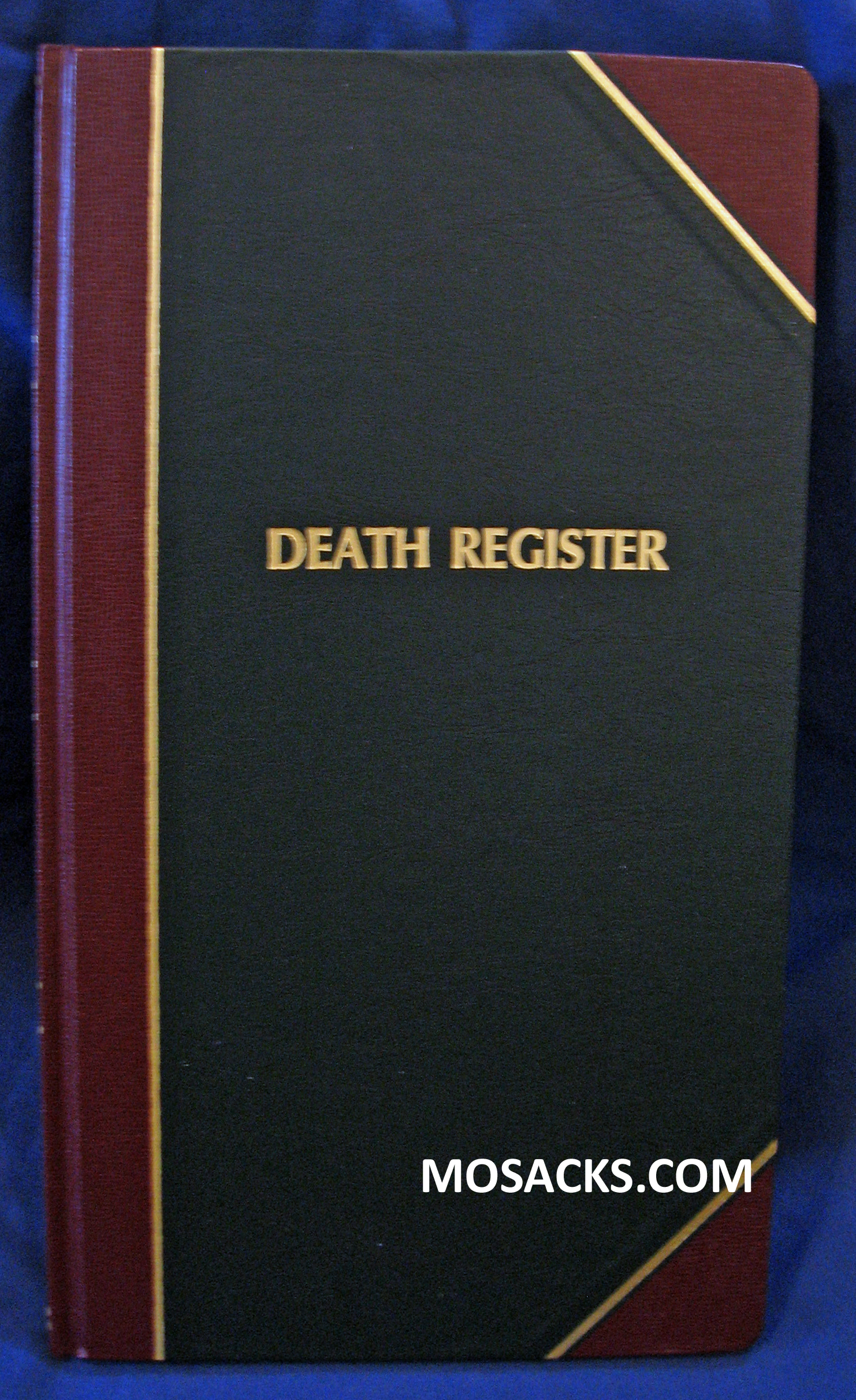 Small Death Register No. 192