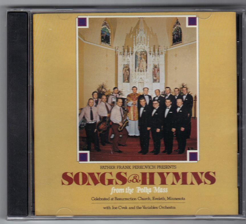 Songs & Hymns from the Polka Mass 1996788557412