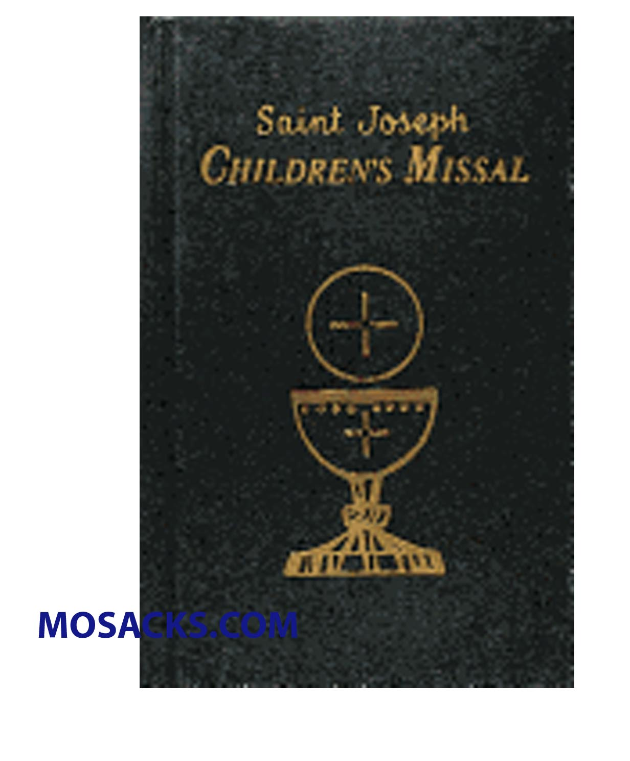 St. Joseph Children's Missal 806/67-B with Black Cover from Catholic Book Publishing 60-9780899428062