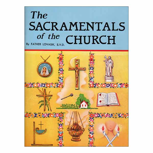 St. Joseph Picture Book Sacramentals of the Church 396