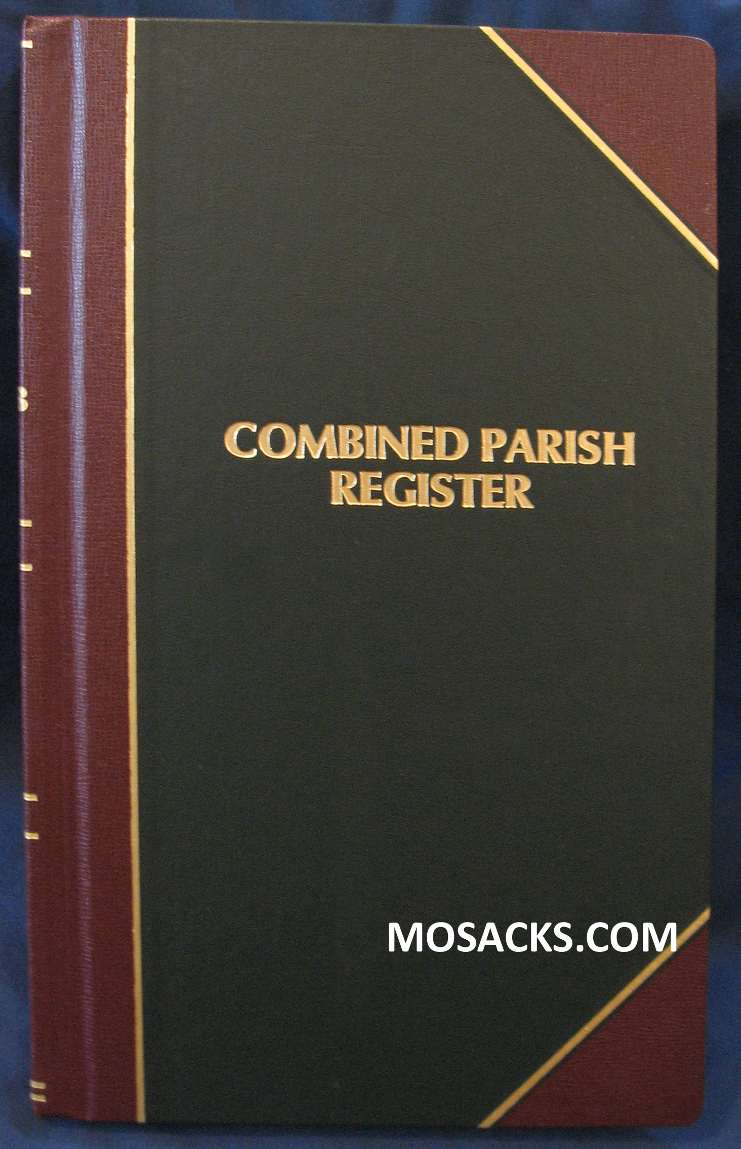 Combined Parish Register No. 12 Standard Edition