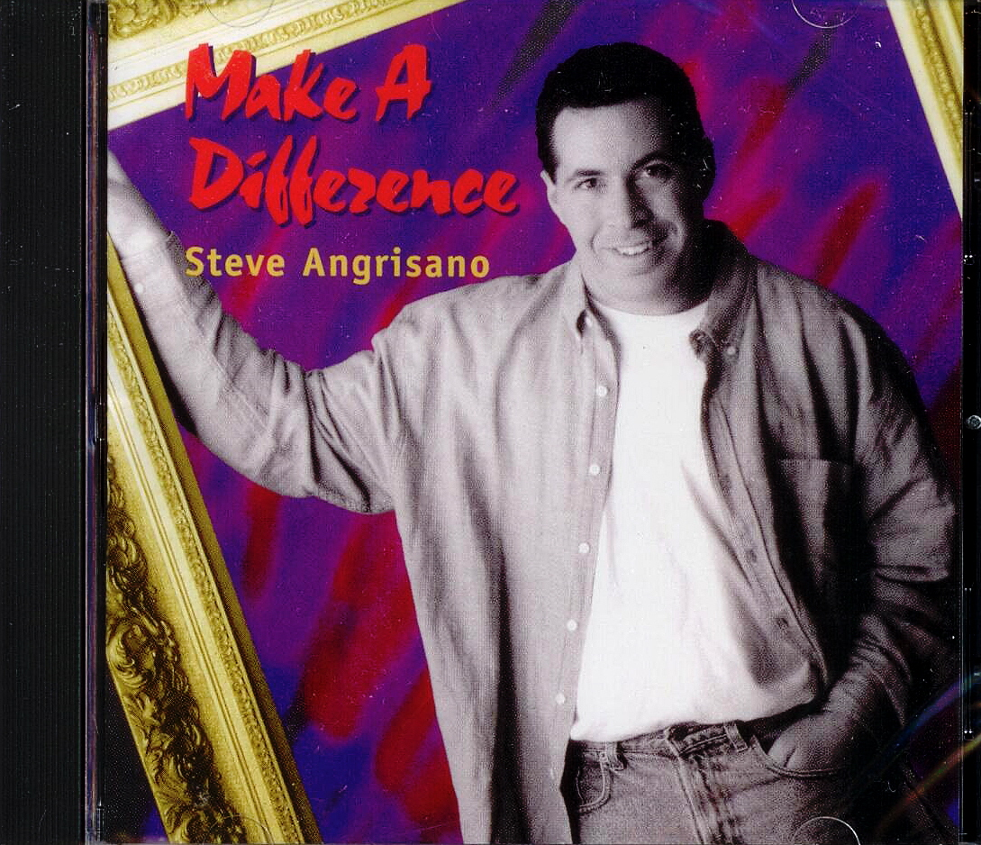 Steve Angrisano Make A Difference
