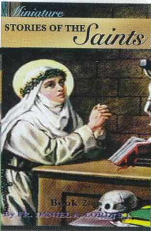 Stories Of the Saints Book 2 by Fr. Daniel A Lord SJ-12-2413
