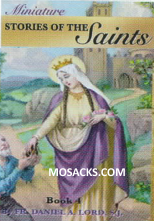 Stories Of the Saints Book 4 by Fr. Daniel A Lord SJ-12-2415
