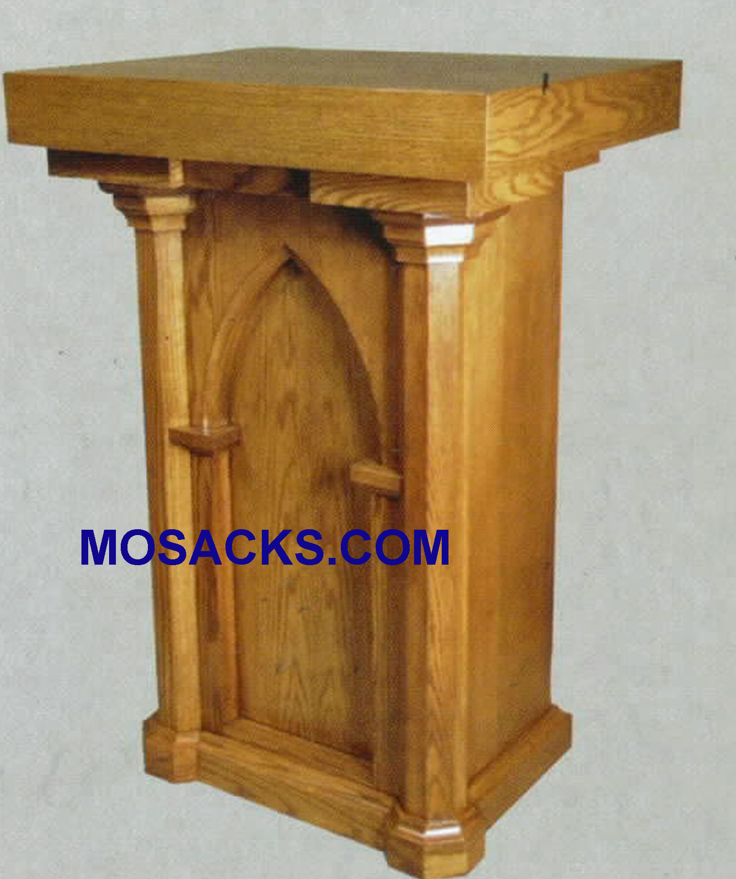 "Tabernacle Stand 30"" w x 24"" d 42"" h 534"