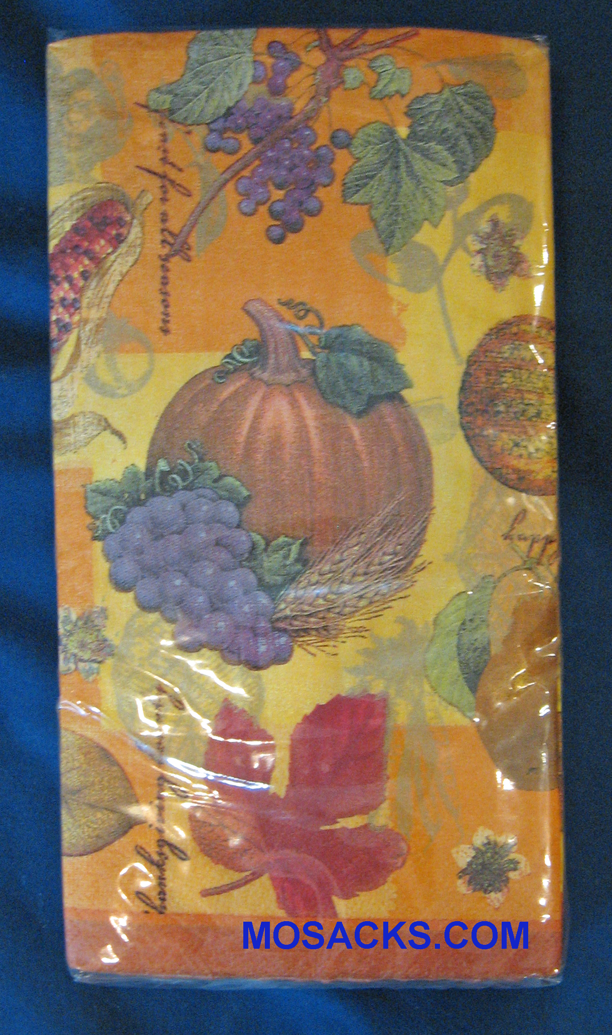 "Thanksgiving Guest Towels 12 7/8"" x 15 5/8"" 539849"
