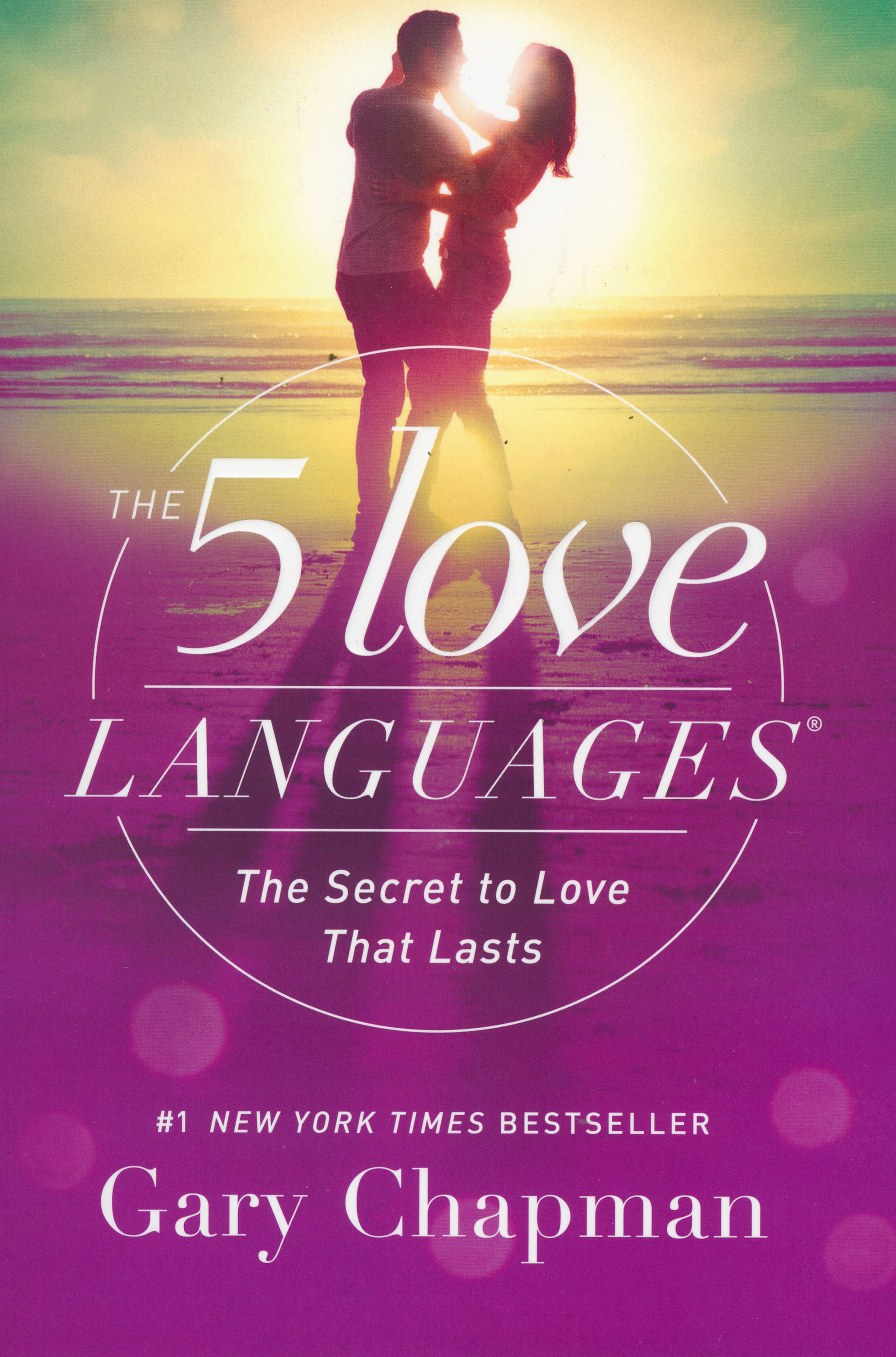 5 Love Languages:The Secret to Love That Lasts by Gary Chapman9780802412706