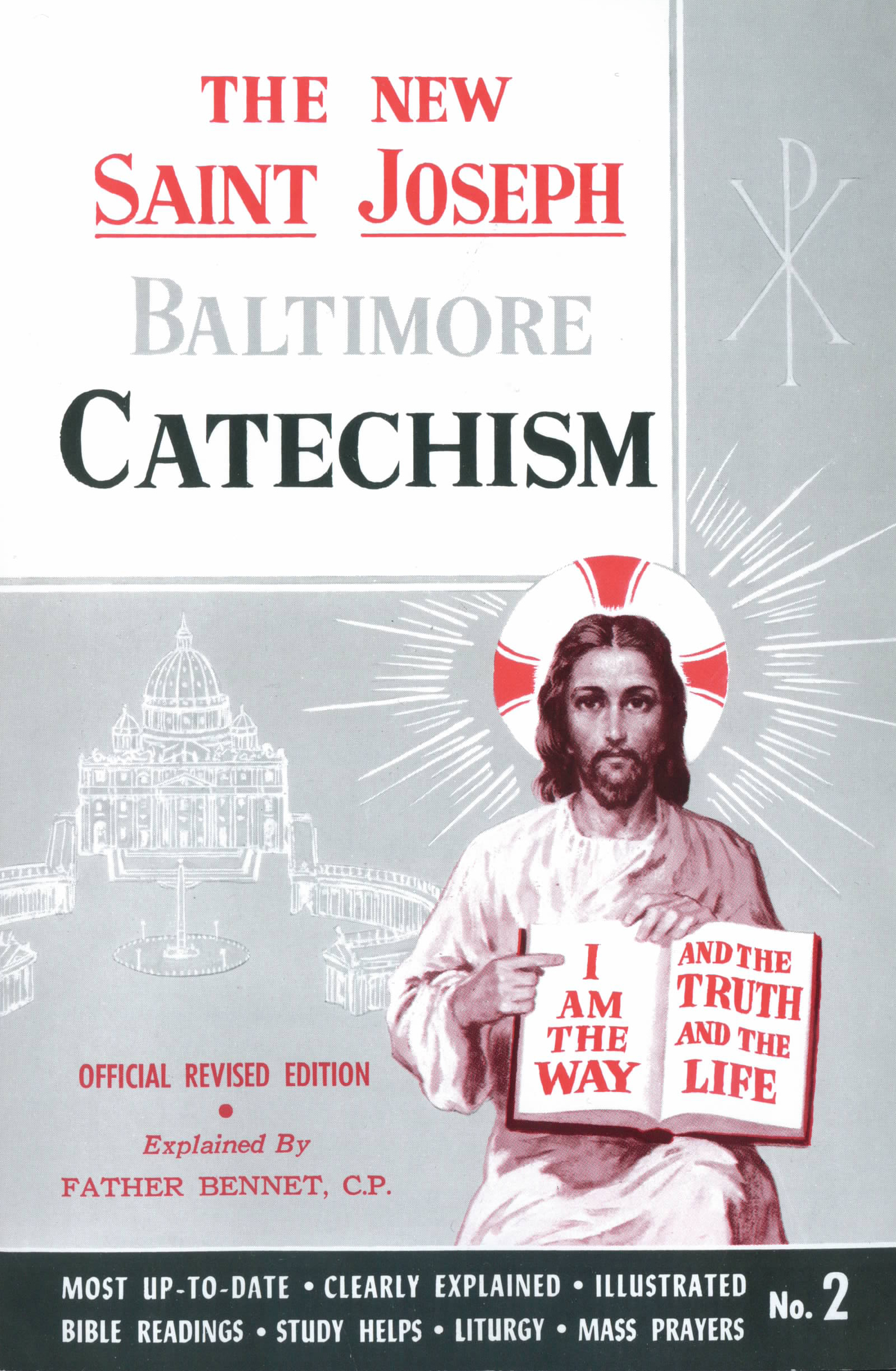 A Tour Of The Catechism Notes