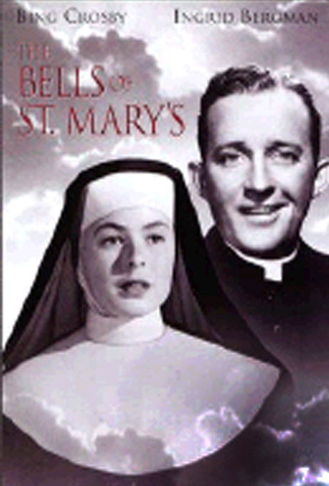DVD-The Bells Of St. Mary's 1945; Leo McCarey Director 108-017153147827