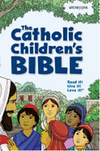 Catholic Children's Bible GNT St. Mary's Press Hardcover 9781599821788