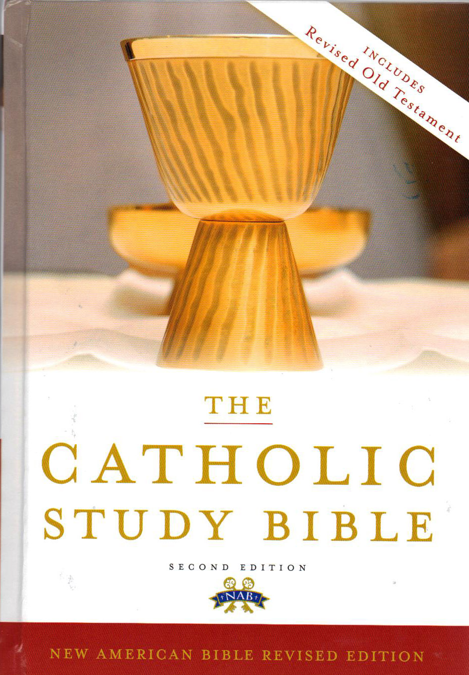 The Catholic Study Bible NABRE New American Bible Revised Edition