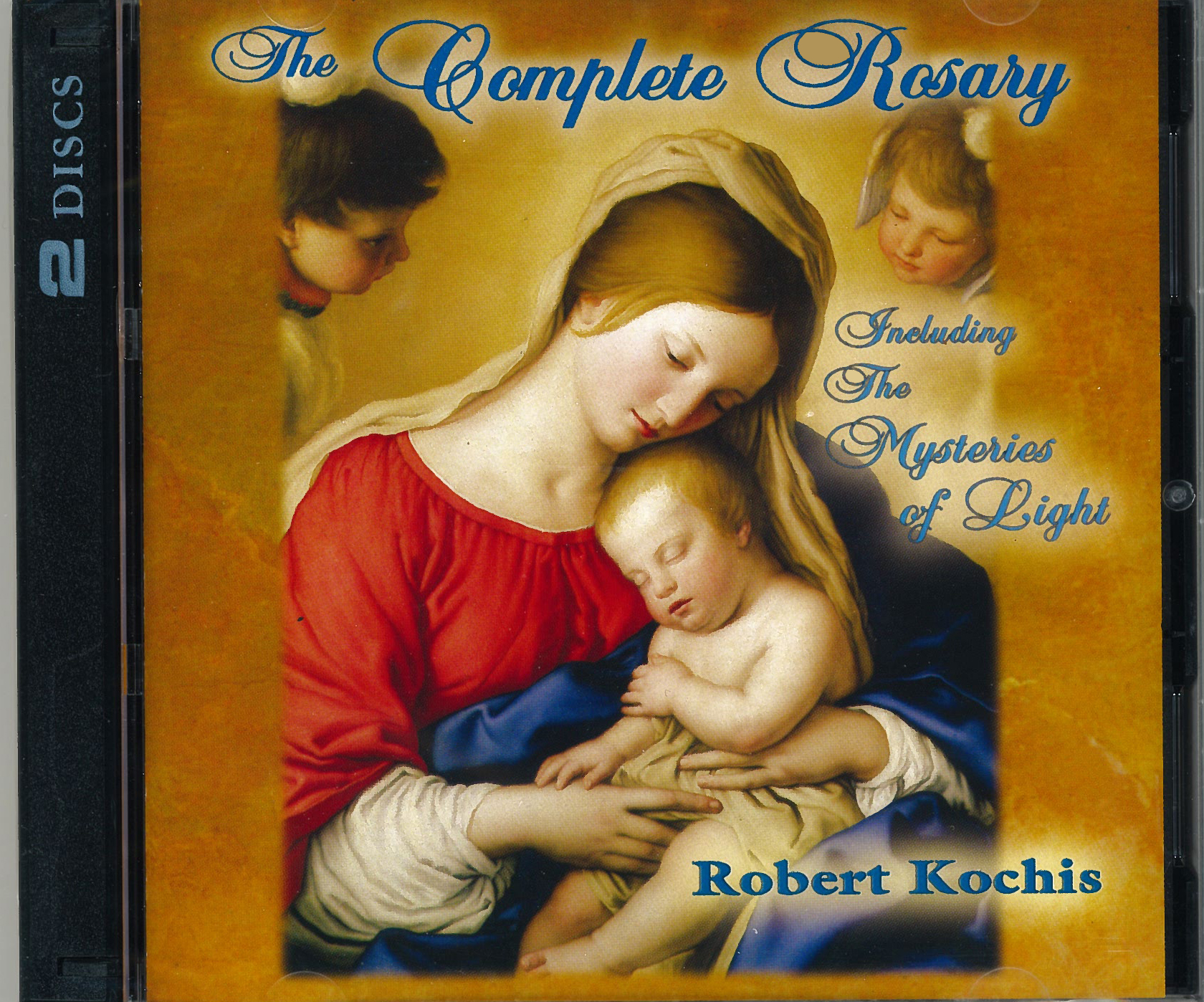 The Complete Rosary with Robert Kochis 88-5911011052