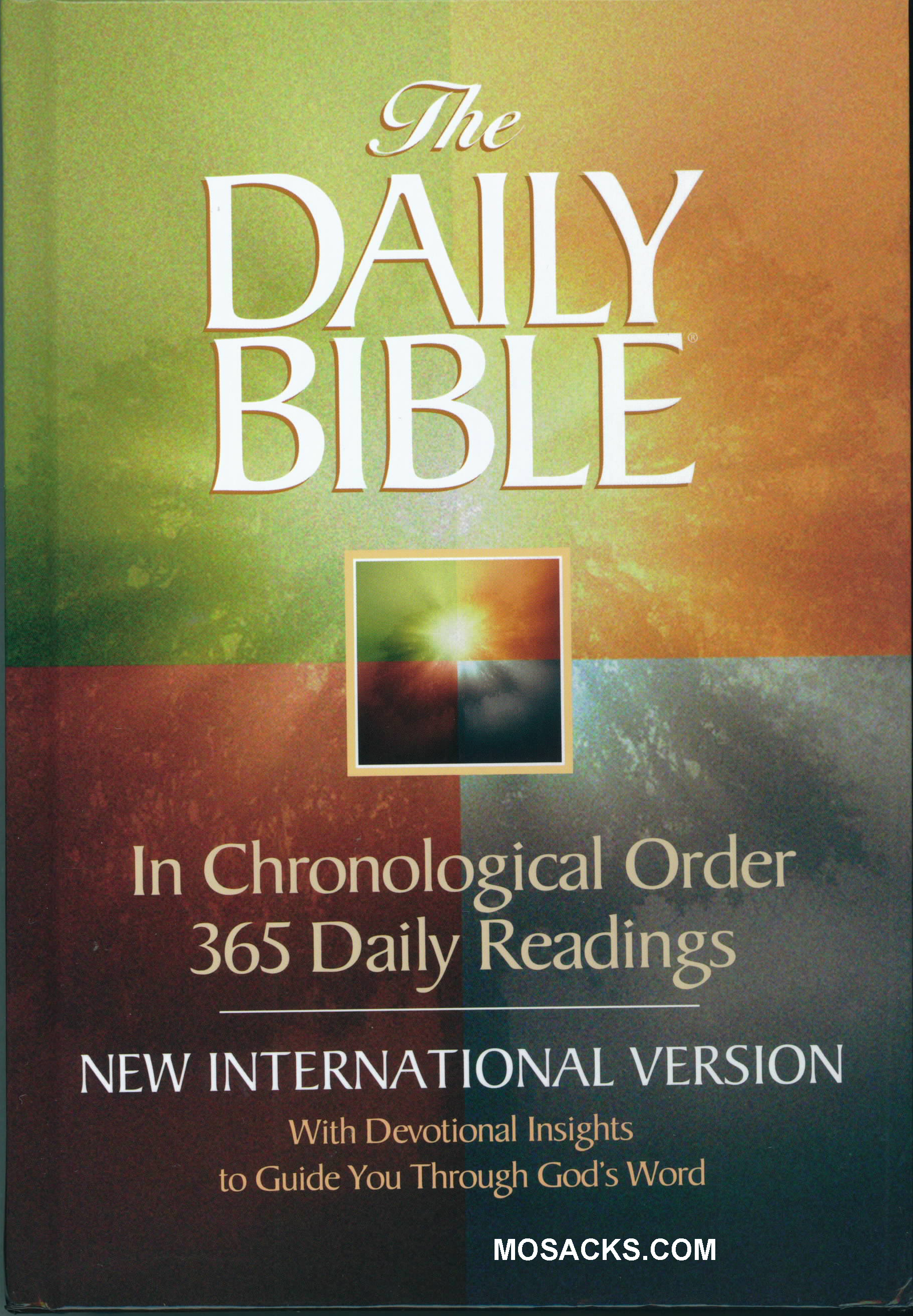 The Daily Bible with F. LaGard Smith 108-9780736901246