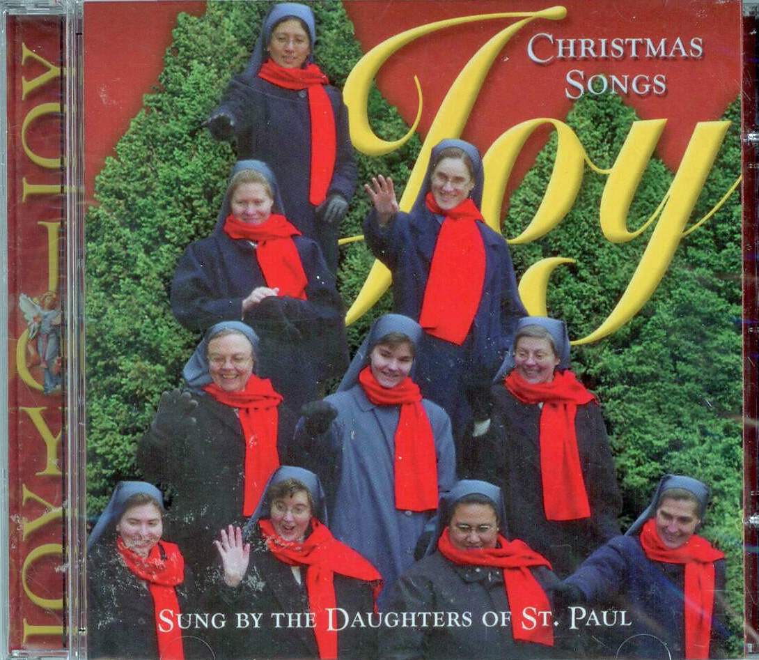 The Daughters of St. Paul, Artists; Joy, Title; Christmas Music CD
