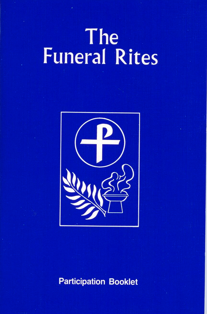 Funeral Rites by the Catholic Book Company #81/04