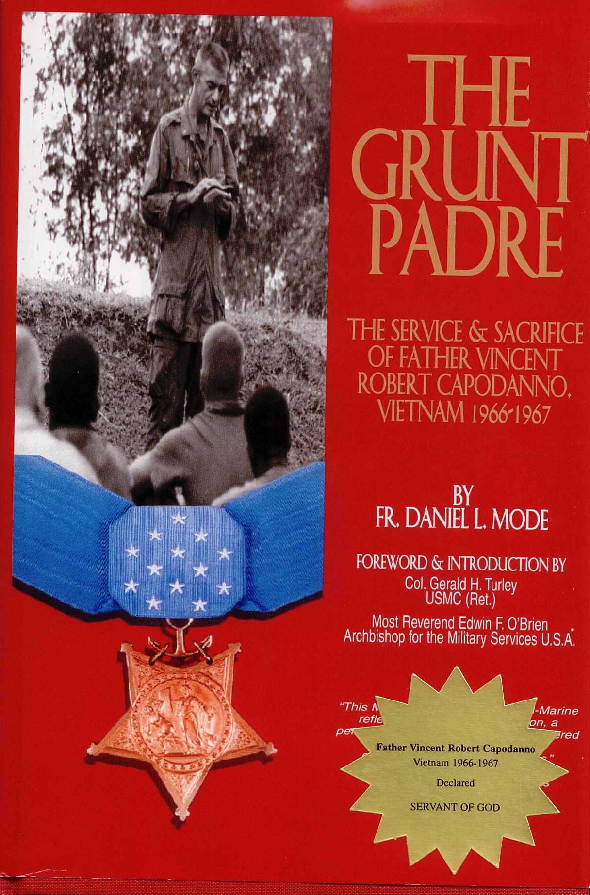 The Grunt Padre by Fr. Daniel L. Mode