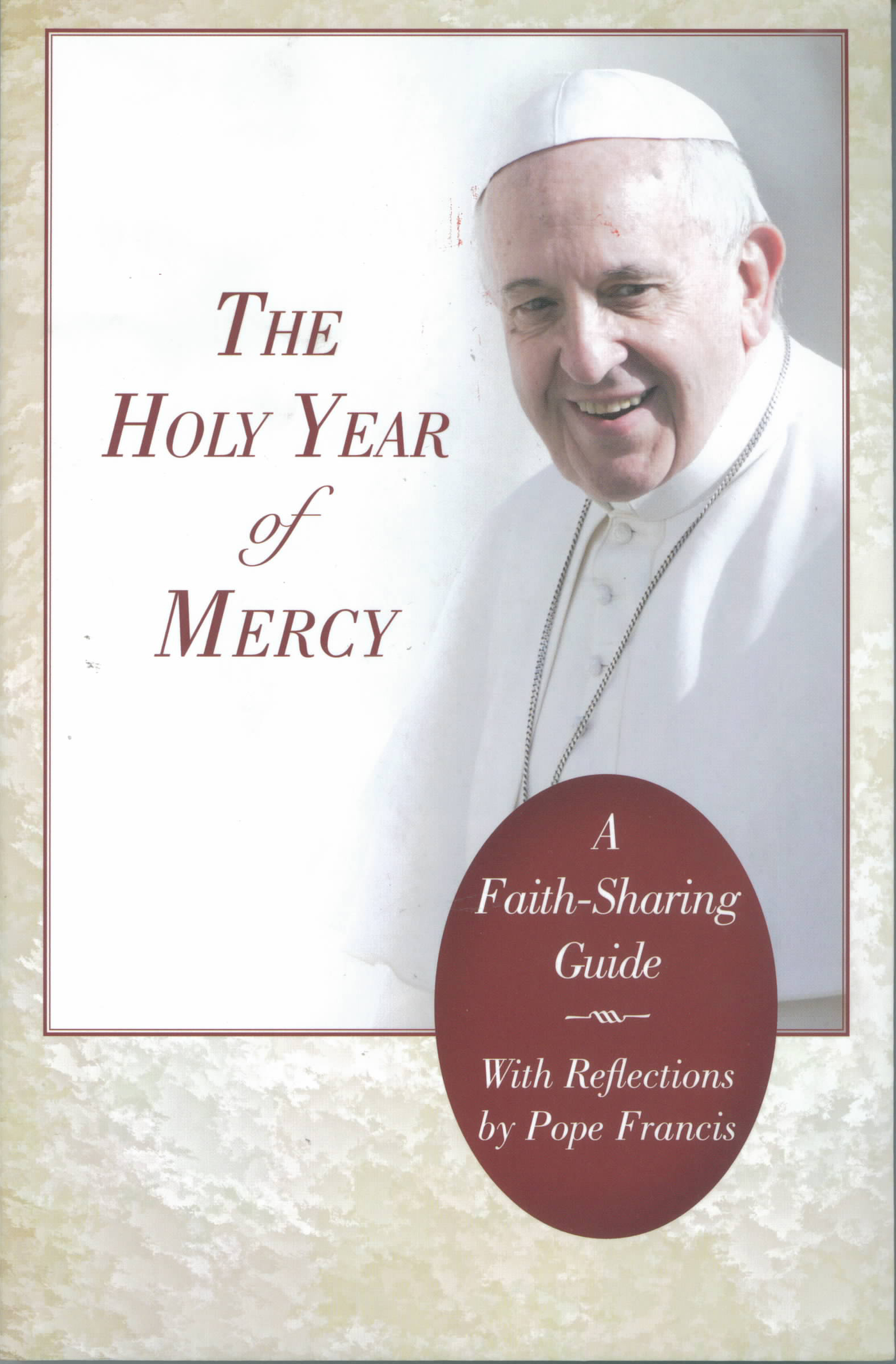 The Holy Year of Mercy from Word Among Us Press 108-9781593252823