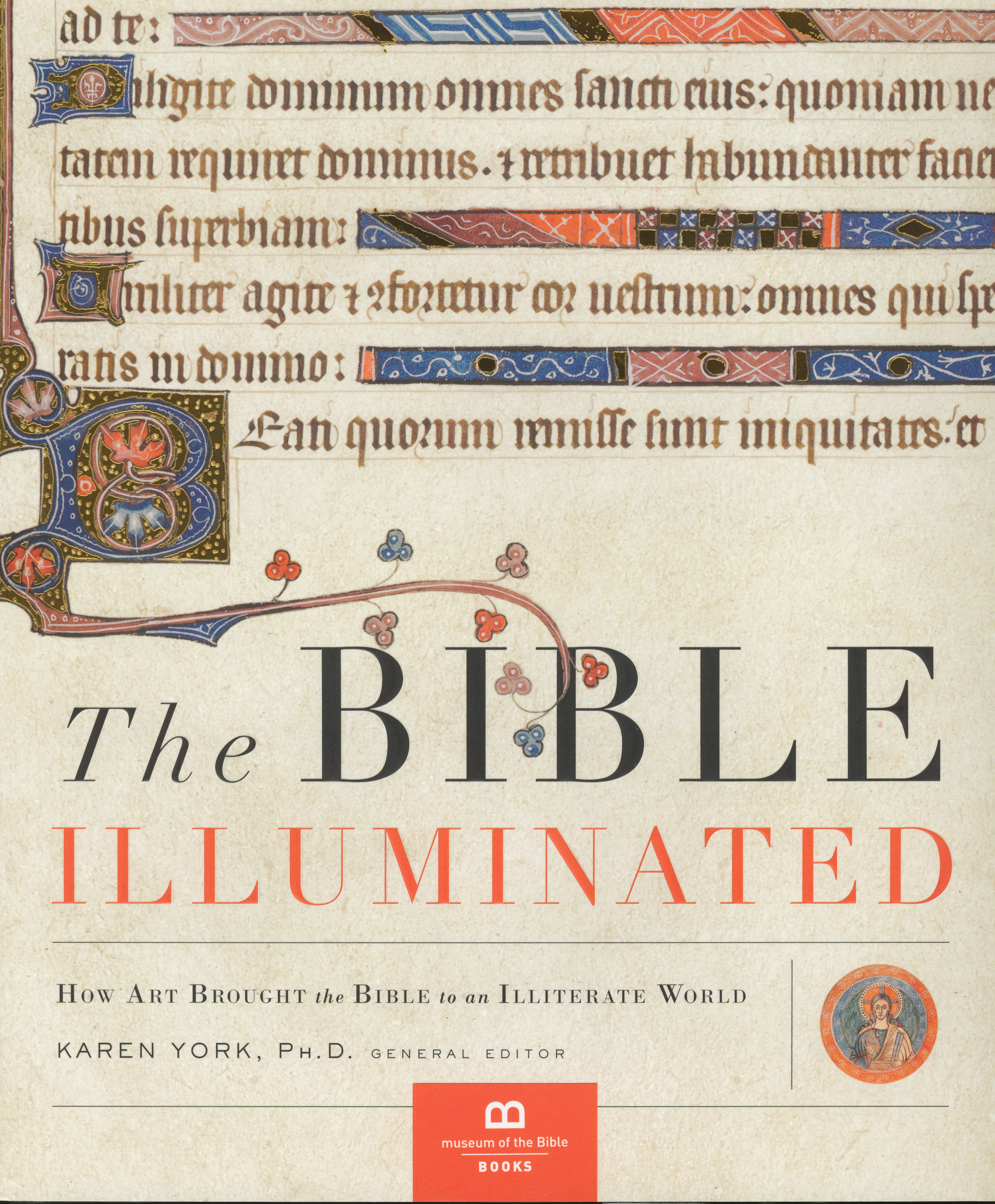 The Bible Illuminated edited by Karen York Ph.D. 108-9781945470127