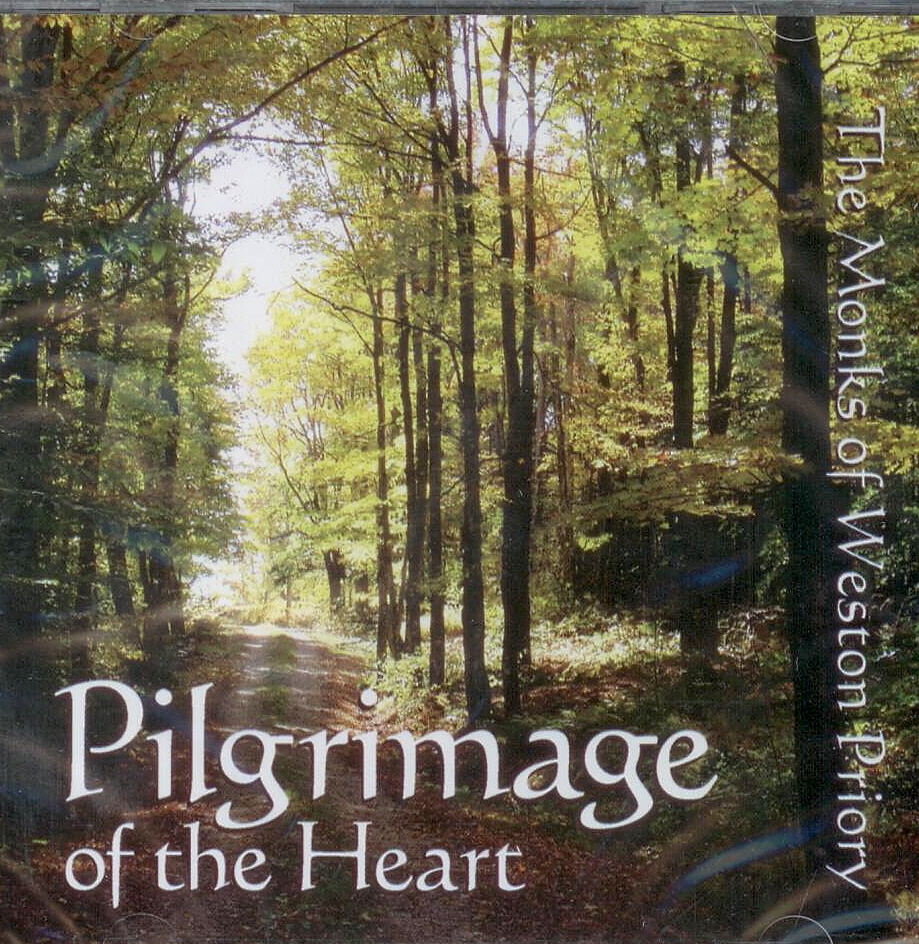 The Monks of Weston Priory, Artist; Pilgrimage of the Heart, Title; CD