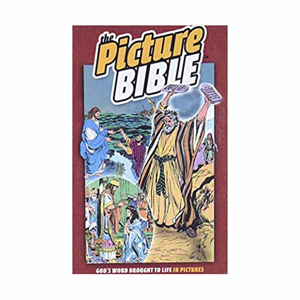 The Picture Bible in comic strip form by FaithKidz