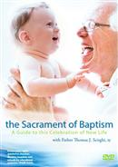 The Sacrament of Baptism DVD from RCL Benziger 347-9781612613119