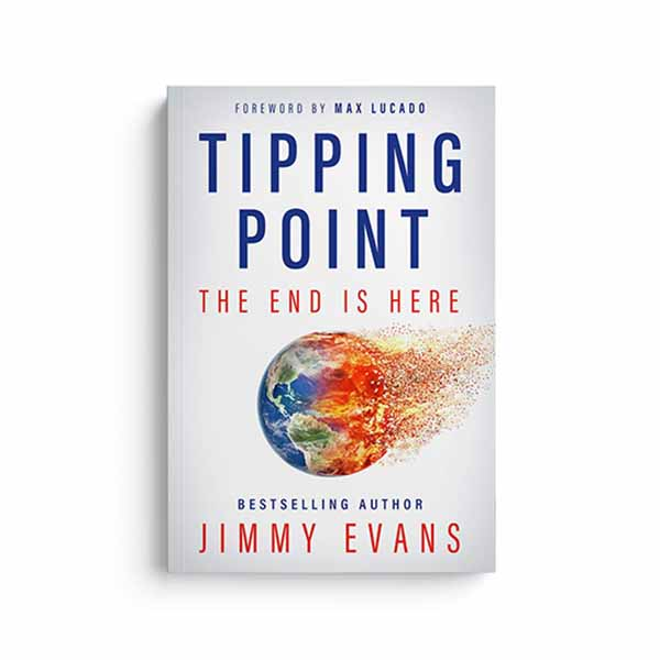 Tipping Point: The End Is Here Evans, Jimmy ISBN:1950113345