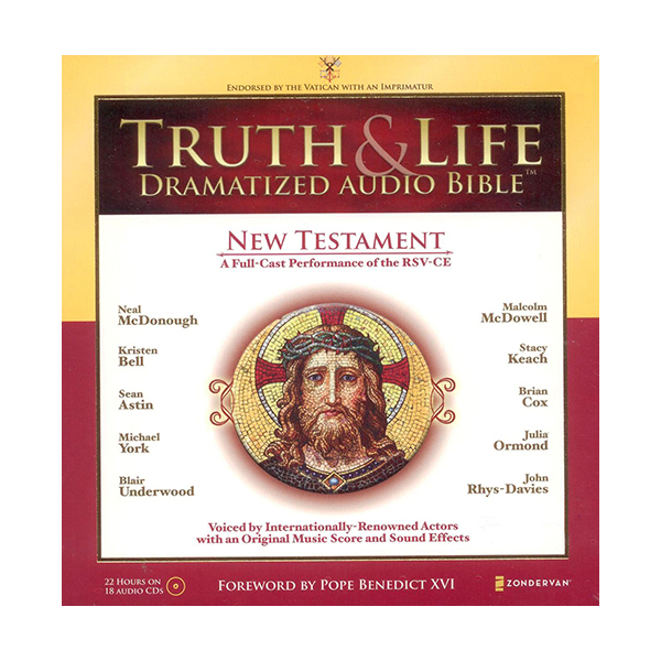 Truth & Life Dramatized Audio Bible New Testament