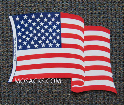 USA Waving Magnet Flag