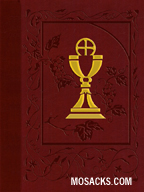 Leather Value Edition, Third Roman Missal, #9781584595397