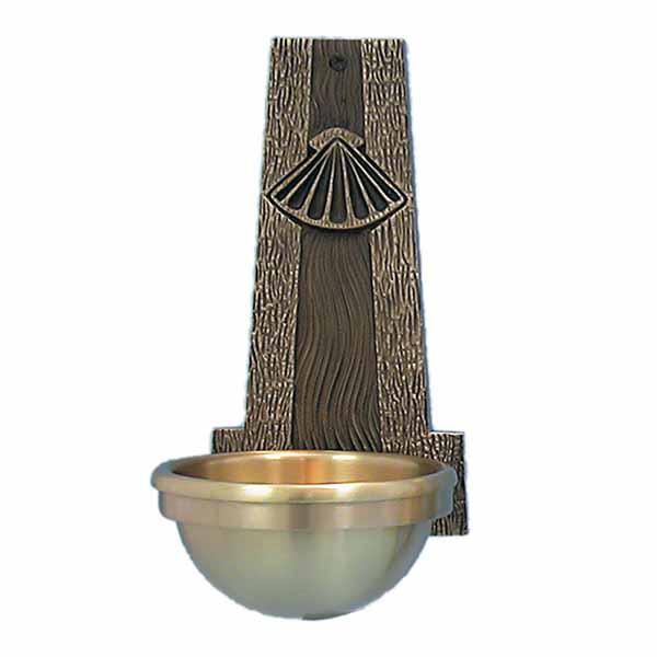 Regal Brand Bronze Holy Water Fonts