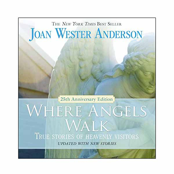 Where Angels Walk By Joan Webster Anderson 108-9780829444704