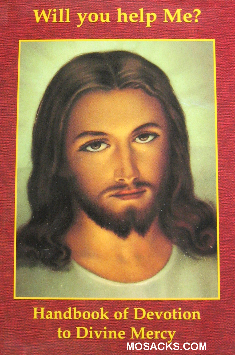 Will You Help Me Handbook of Devotion to Divine Mercy 145-9781872276151