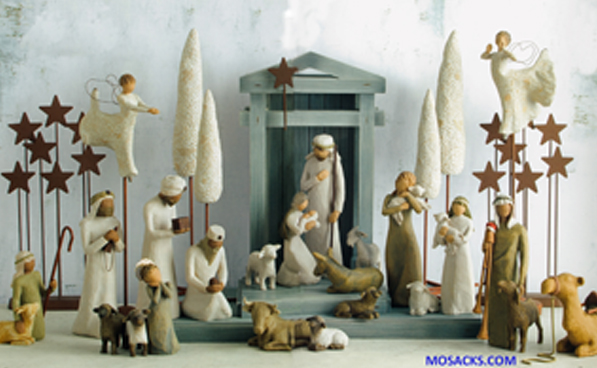 Willow Tree® Christmas Collection The Nativity