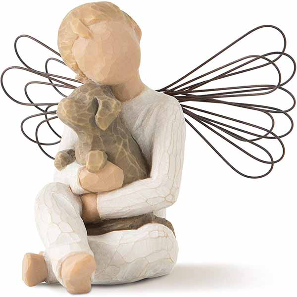 "Willow Tree Angel Angel of Comfort 3.5"" H 26062"