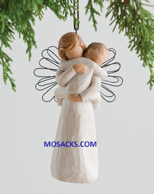 Willow Tree Angels Embrace Ornament 26089