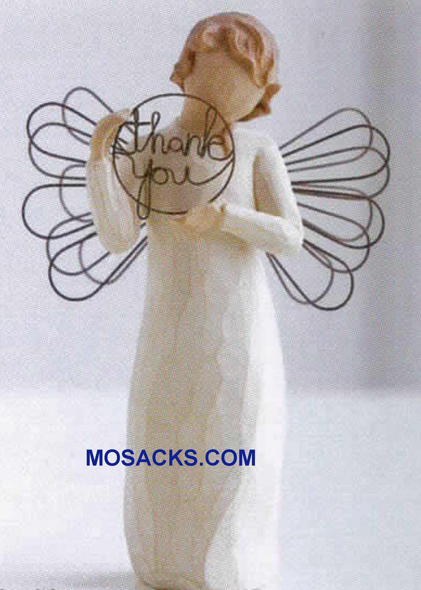 "Willow Tree Angels, Just for You, With Sincere Thanks 5.5"" H 26166"