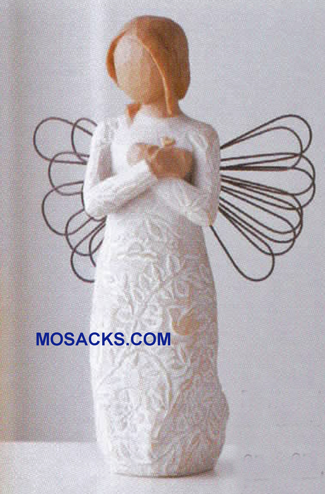 "Willow Tree Angel - Remembrance Memories..hold each one safely in your heart 5"" H 26247"