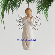 Willow Tree Bright Star Ornament 26178