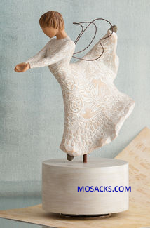 Willow Tree® Angel Dance of Life Musical 27243