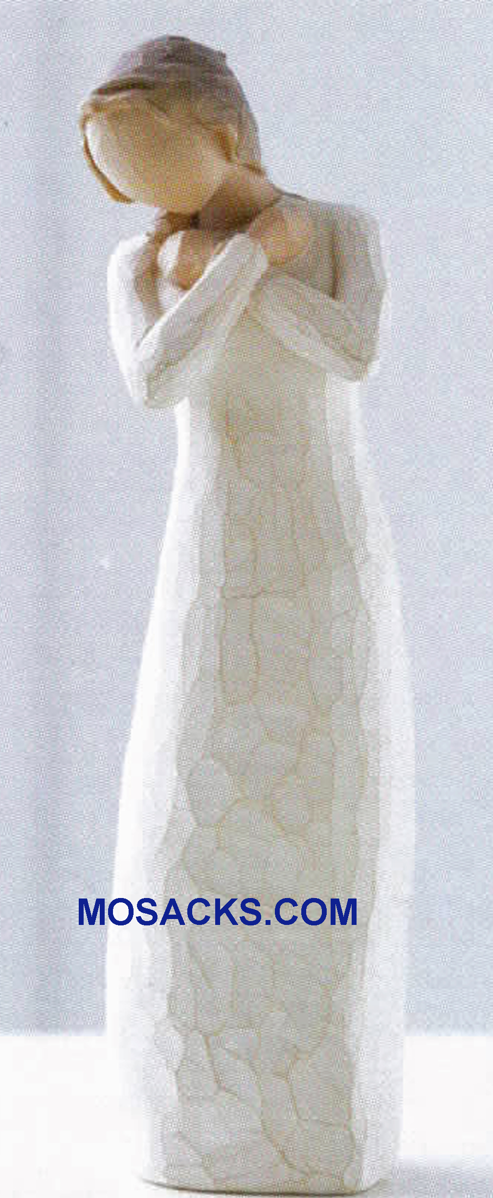 "Willow Tree Figurine Healing Grace May a quiet strength bring you grace 8.5""H 26185"