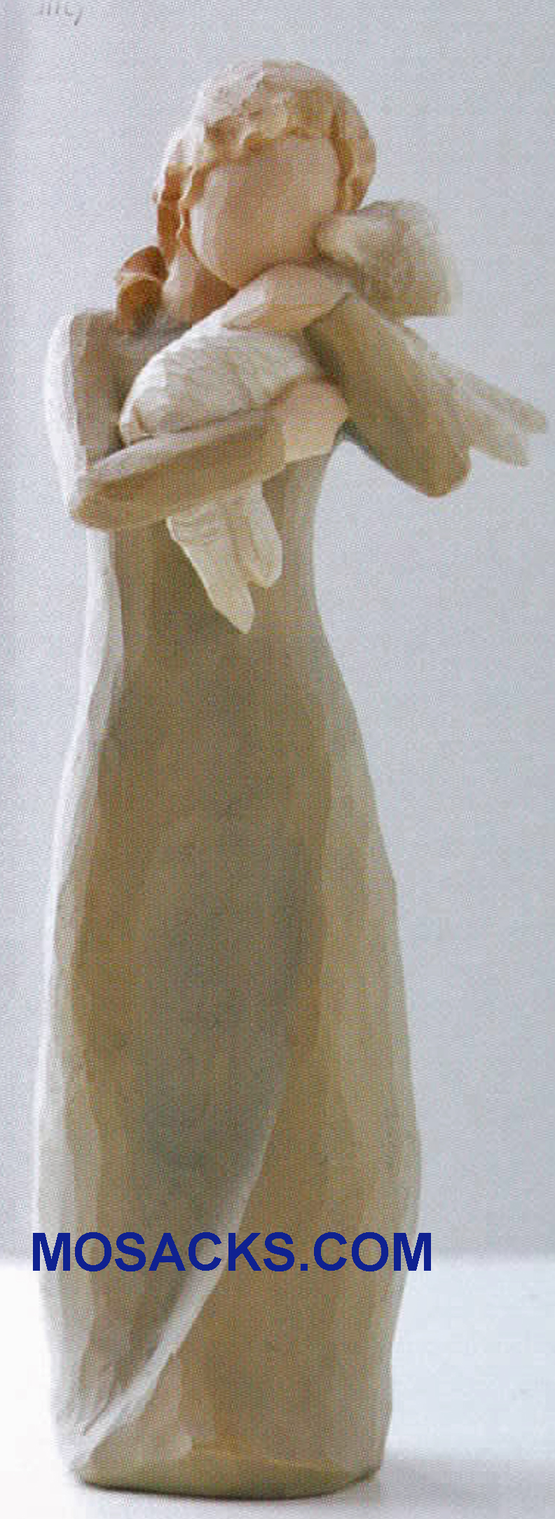 "Willow Tree® Figurine Peace on Earth 8.5"" H 26104"