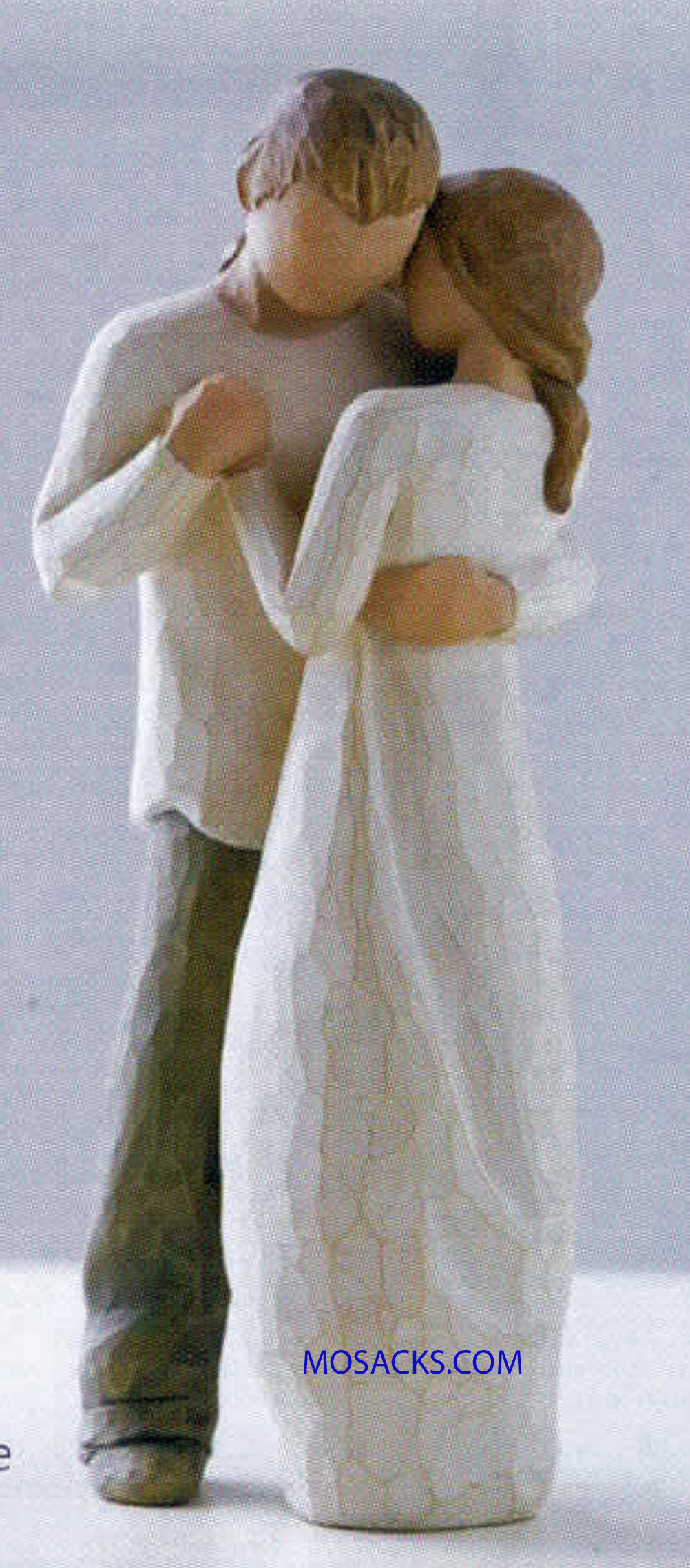 "Willow Tree Figurine Promise, 9""H 26121"