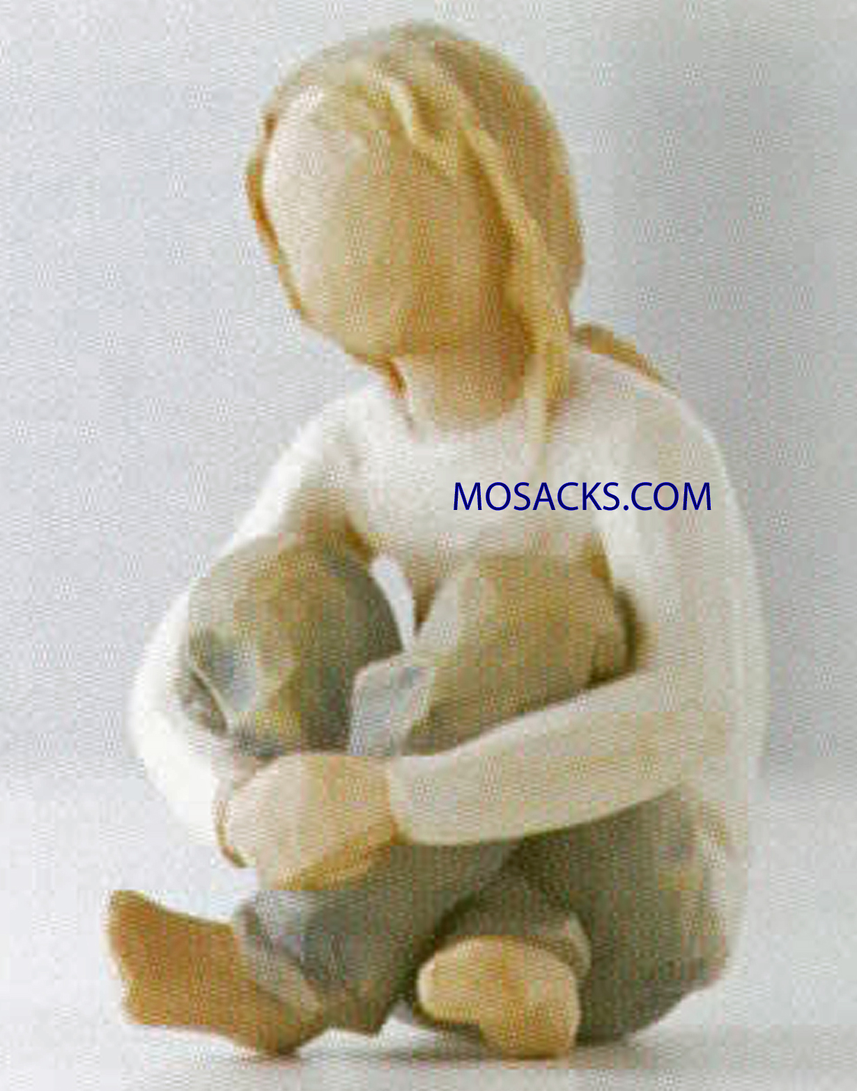 "Willow Tree Figurine Spirited Child nurtured by your loving care 3"" H 26224"