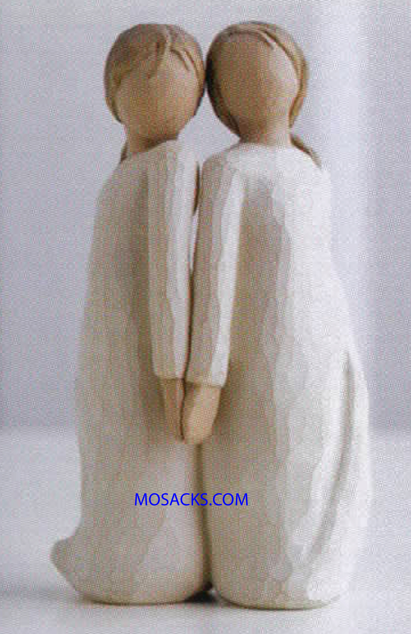 "Willow Tree Figurine Two Alike Celebrating a unique harmony 5.5"" H 26148"