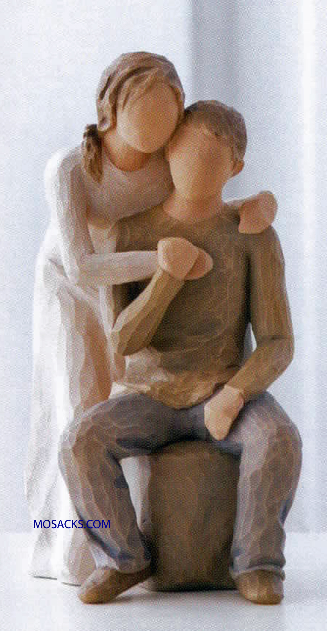"Willow Tree Figurine, You and Me, 7""H 26439"