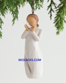 Willow Tree Lots of Love Ornament 27576
