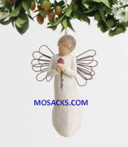 Willow Tree Loving Angel Ornament 26090