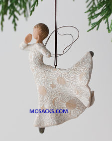 Willow Tree Song of Joy Ornament 27246