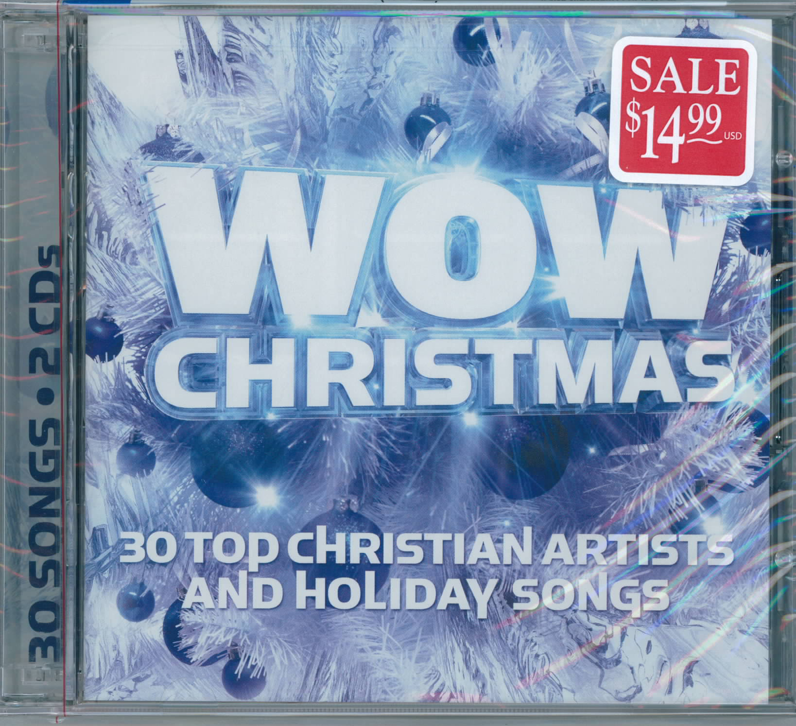 Various Artists; WOW Christmas, Title; Music CD